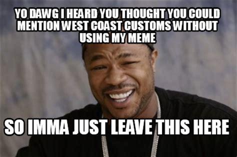 Xzibit Meme Generator - meme creator yo dawg i heard you like koalas with your