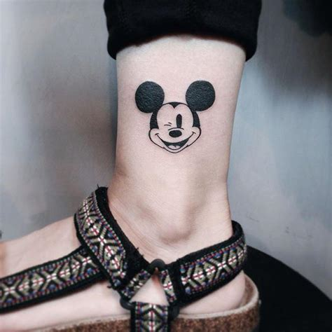 90 tatuagens de personagens da disney fotos lindas