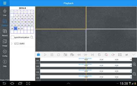 p2p cam impulse p2p cam android apps on google play