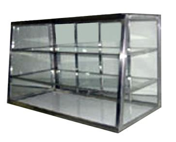 Countertop Glass Pastry Display by Carib Display Co Glass Bakery Countertop Display