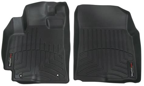 Toyota Corolla 2013 Floor Mats by Floor Mats By Weathertech For 2013 Corolla Wt441861
