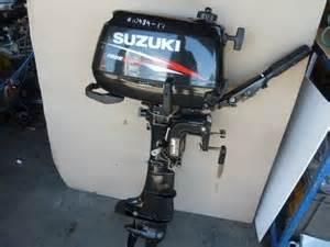 Suzuki Outboard Australia Suzuki Df5 5hp Four Stroke Outboard Motor Pooraka Sa