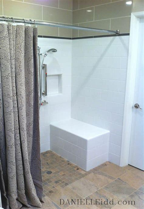 handicap shower curtain 25 best ideas about ada bathroom on pinterest handicap