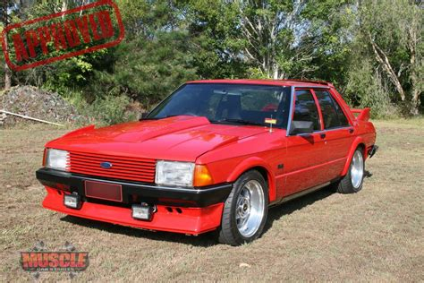 1982 ford falcon xd phase 5 car stables