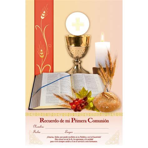 17 mejores ideas sobre invitaciones de primera comunion en tarjetas de comunion tarjetas de pergamino para primera comunion pergaminos primera comuni 243 n centro pastoral de