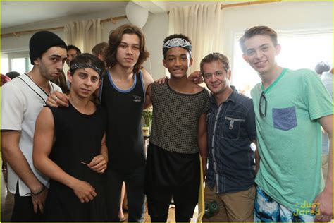 jaden smith house jaden smith attends leo howard s sweet sixteen birthday party photo 577295 photo