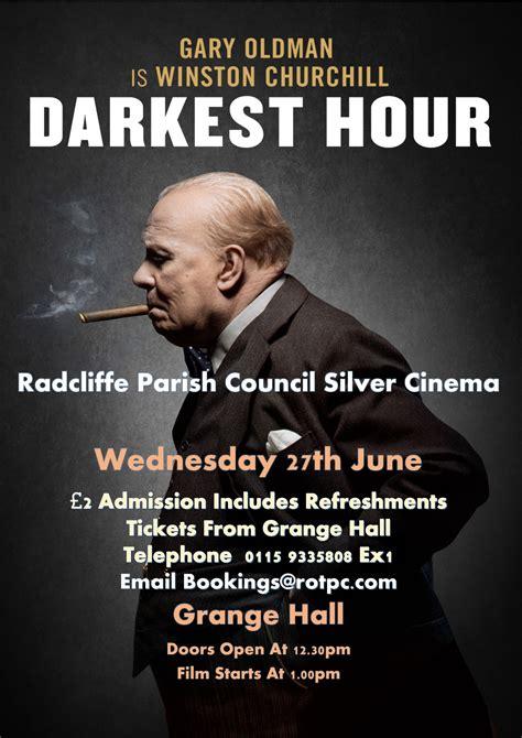 darkest hour cineplex the darkest hour silver cinema the grange and grange