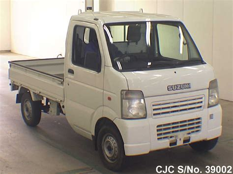 Suzuki Carry Japan 2007 Suzuki Carry Truck For Sale Stock No 39002