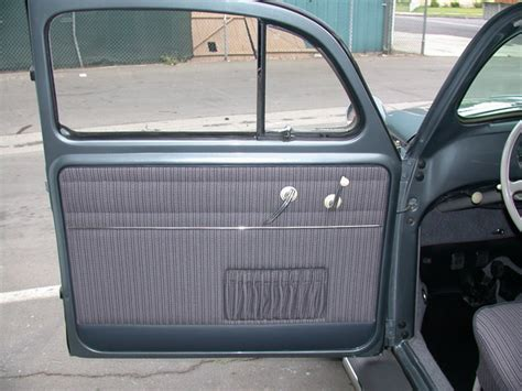 Classic Car Wallpaper Set In Trim Shop by Original Style 1953 1955 Vw Oval Window Interior