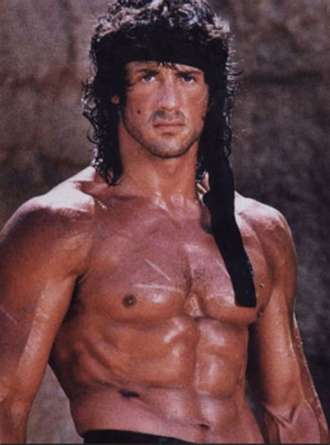stall one sylvester stallone workout rocky rambo pop workouts