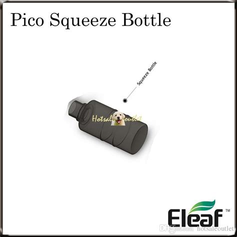 Eleaf Pico Squeeze Bottle Spare Parts authentic eleaf pico squeeze replacement bottle a refillable squonk bottle of 6 5ml capacity 100