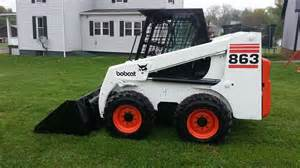 bobcat 863 514625001 pdf skid steer service shop manual