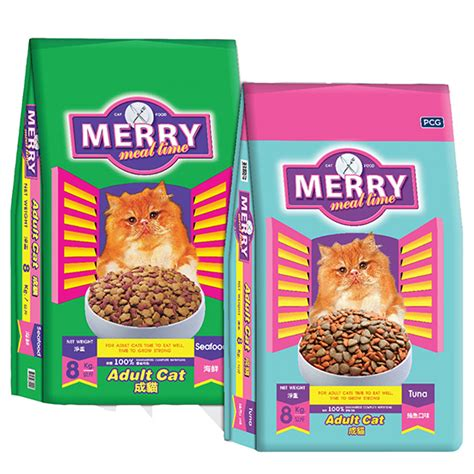 Vitta Maxx Cat Seafood 8kg cat merry meal seafood 8kg superpets