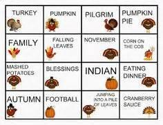 thanksgiving charades printable thanksgiving charades words turkeyday pinterest