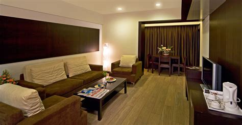 living out of a hotel room suite rooms by hotel towers pune