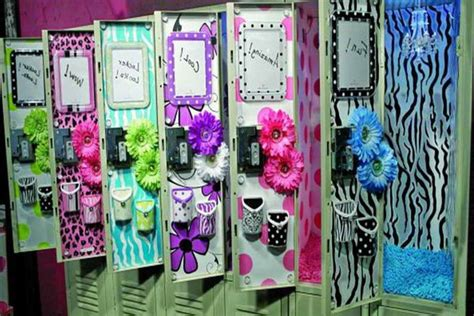 cool l ideas cool ideas for helping kids decorate their locker or