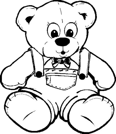 Free Printable Teddy Bear Coloring Pages Technosamrat Free Teddy Coloring Pages