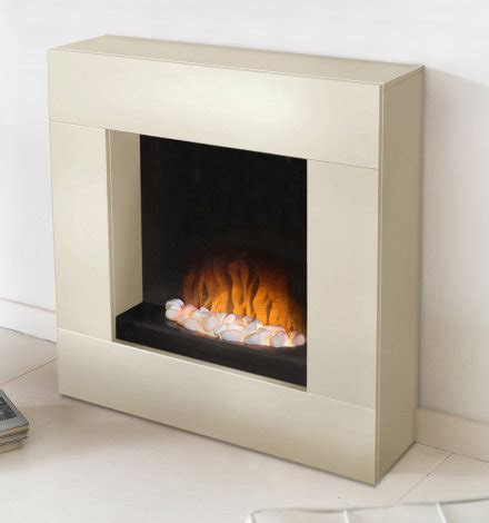 Electric Fireplace Suites Freestanding by Adam Alton Ivory Freestanding Electric Fireplace Suite