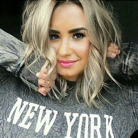demi lovato blonde 2016 demi lovato demi lovato pinterest queens idol and