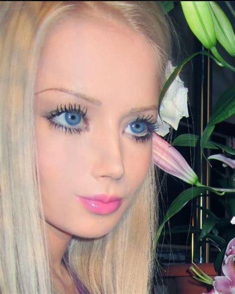 tutorial makeup valeria lukyanova human barbie valeria lukyanova makeup tutorial life