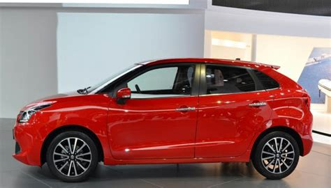 Maruti Suzuki India Cars New Maruti Suzuki Baleno Specification Price Launching Soon