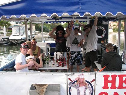 party boat hire qld photo gallery capri boat hire gold coast bbq pontoons