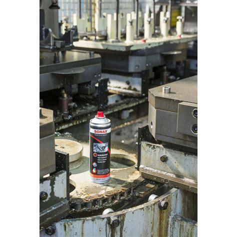 Pelumas Silikon Sonax Pro Silicone Spray 500 sonax professional silikon spray schmier gleit und
