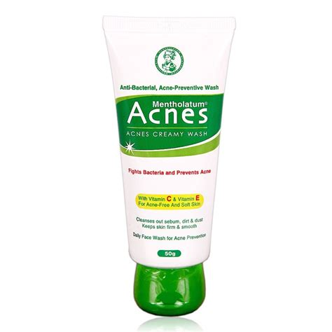 Acnes Facewash best washes for acne prone skin i stuff