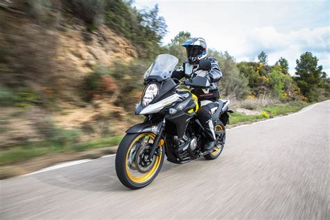 Motorrad Suzuki V Strom by Suzuki V Strom 650 Abs 2017 Motorrad Fotos Motorrad Bilder