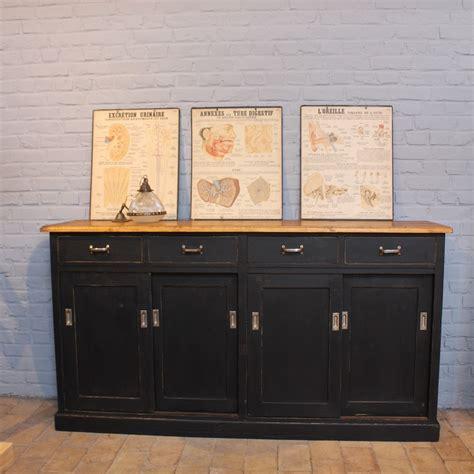 Meubles D Usine ancien meuble d usine en bois