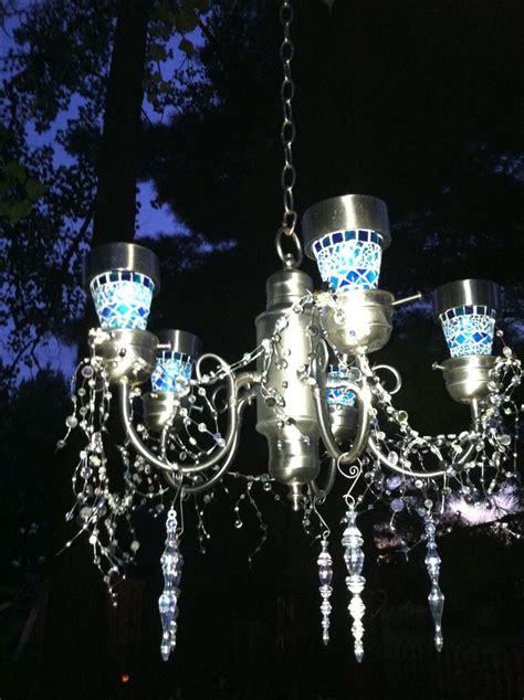 solar light chandelier 44 best solar lighting for outside images on
