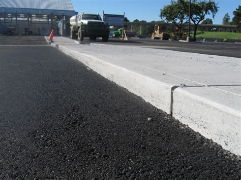 Easy Curb Appeal Projects - asphalt vs concrete do you know the differences