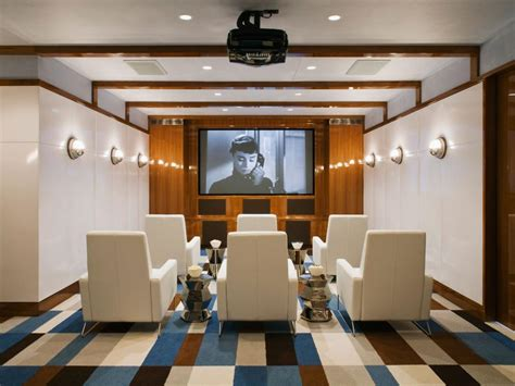 home theater interiors home theater ideas design ideas for home theaters hgtv