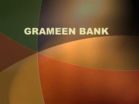 grameen bank 08 grameen bank