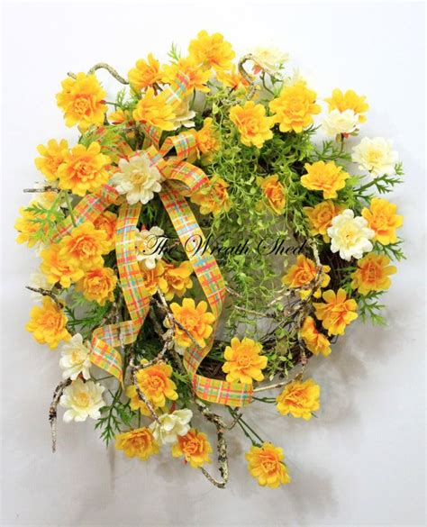 1110 best spring and summer wreaths images on pinterest spring 487 best spring and summer wreaths images on pinterest