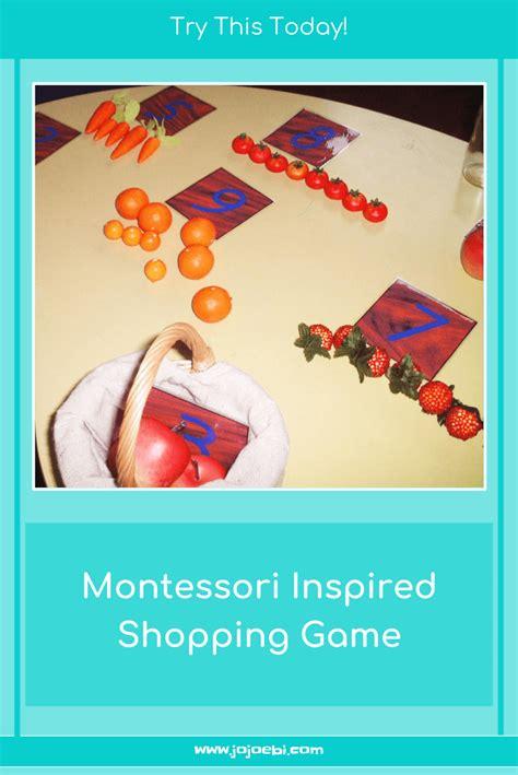montessori counting montessori inspired shopping montessori math