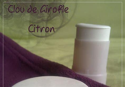 Citron Clou De Girofle Odeur by Mon Premier D 233 Odorant Solide Citron Et Clou De Girofle