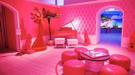 Field Design For Real Barbies by Dreamhouse In Berlin Barbies Pink Welt Wohn