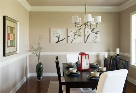 dining room molding ideas contemporary dining room with chair rail by