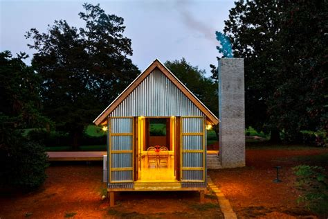Dogtrot Cabin by Prefab Dogtrot House By Stephen Atkinson Rob Bunkie