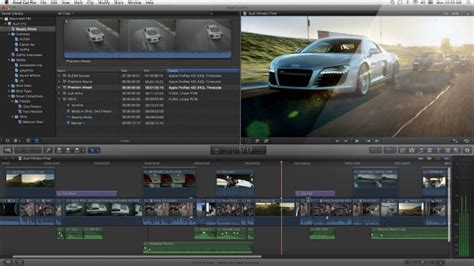 final cut pro no sound top 5 video editing software for mac 2017