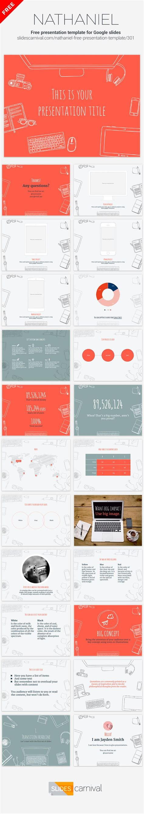 Free Presentation Templates Templates And Presentation On Pinterest Free Will Maker Templates