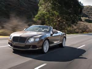 2014 Bentley Continental Gt Speed 2014 Bentley Continental Gt Speed Convertible Thunder