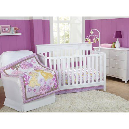 disney baby bedding king quot nala quot 3 crib bedding