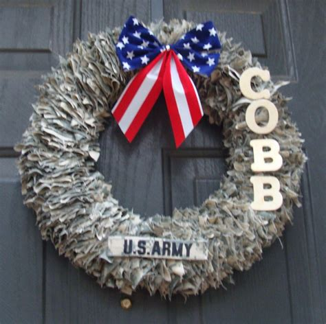 decorative wreaths for the home decorative wreaths door decoration home decor military