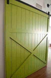 Building Sliding Barn Doors Diy Sliding Barn Door The Sawdust Diaries