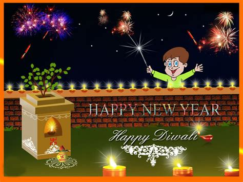 happy diwali and happy new year wallpaper lord photo