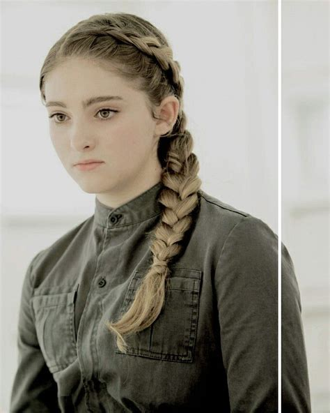 hunger games hairstyles rue prim http posthungergamessyndrome tumblr com the