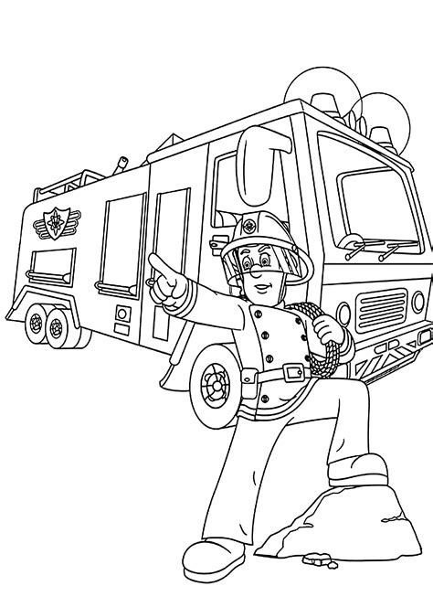 free printable vire coloring pages free printable fire truck coloring pages coloring home