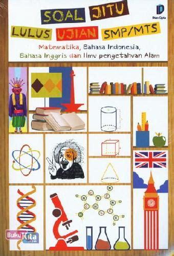 Buku Smp Bahasa Inggris To The Point bukukita soal jitu lulus ujian smp mts matematika